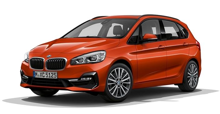 BMW Série 2 Active Tourer: un monospace et une image de gendre idéal pour BMW.