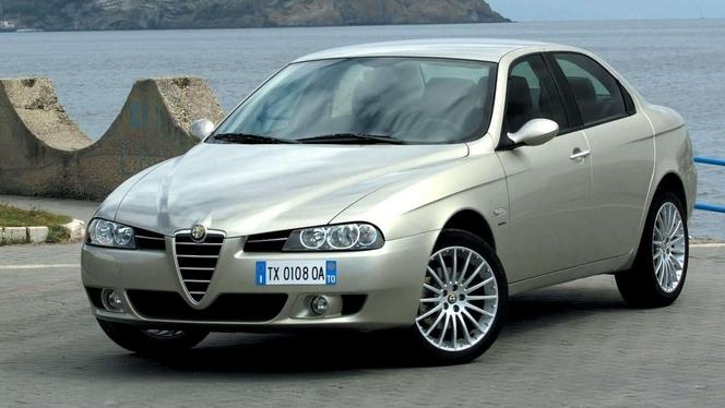 L'avis propriétaire du jour : letarmo nous parle de son Alfa Romeo 156 2.4 JTD 175 TI