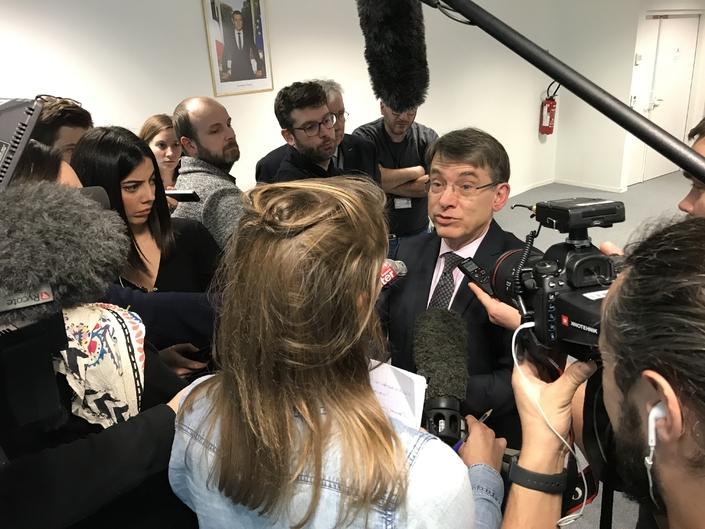 """Selon le délégué interministériel à la sécurité routière Emmanuel Barbe, """"la mesure des 80 km/h est une mesure anti-accident qui fonctionne bien!"""""""