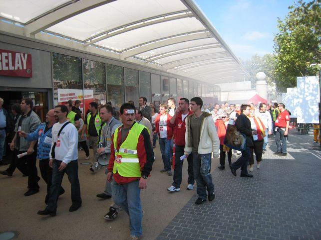 Suppression d'emplois chez Renault : la grogne de la CGT et des salariés
