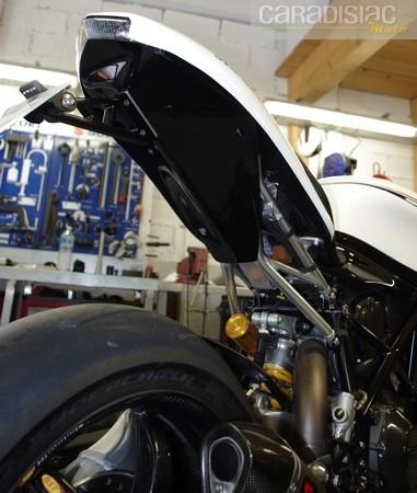 Exclusif : interview du préparateur de la Ducati 1098 Oté'a.