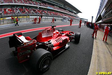 Formule 1 - Ferrari: Une fuite qui énerve