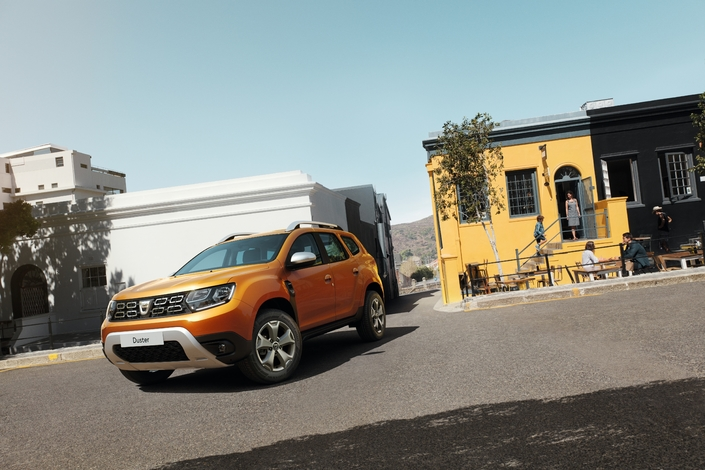 Nouveau Dacia Duster: voici les prix, à partir de 11990€