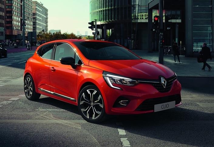 Salon de Genève 2019 - Renault dévoile la Clio 5