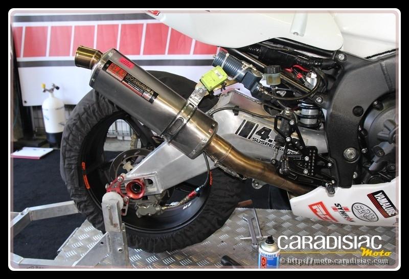 24 H du Mans : Revue de détail de la FZ1