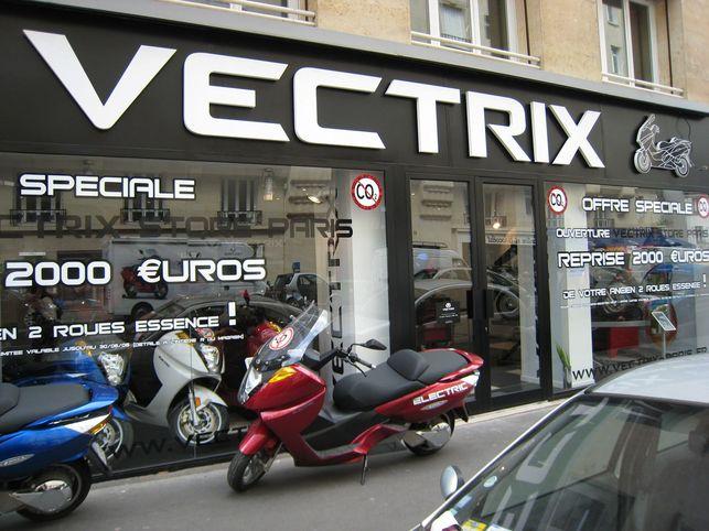 Essai Vectrix : sensations électriques !