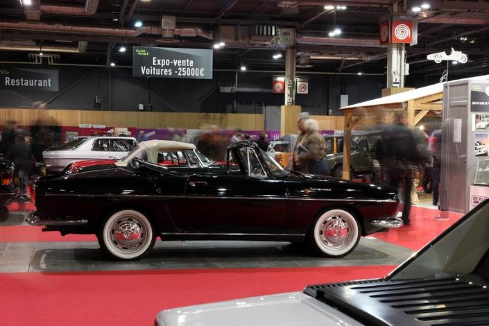Des autos à 25 000 € vendues par des particuliers : la bonne idée du Rétromobile 2018 (vidéo)