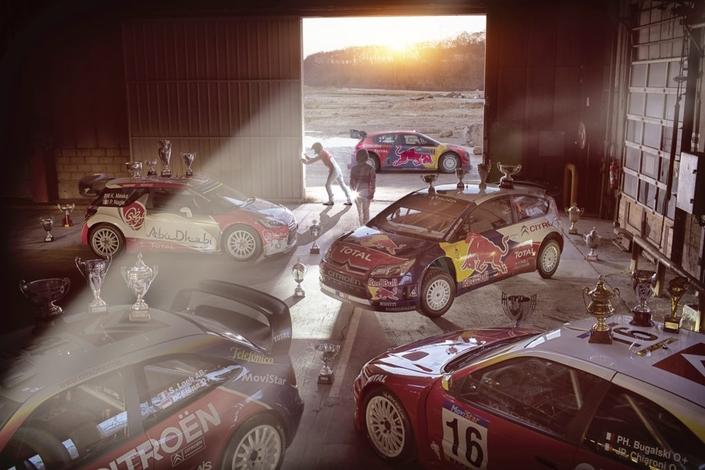 Citroën: une centième victoire en rallye pour son centenaire