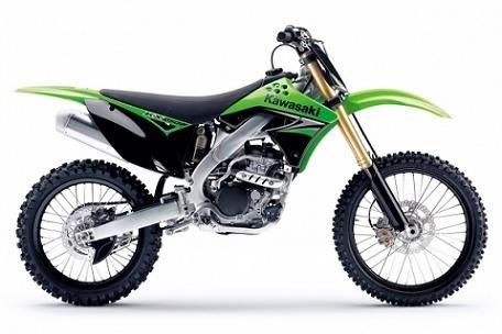 La nouvelle 250 KX-F 2009