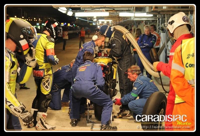 24 H du Mans : le point à 0h00