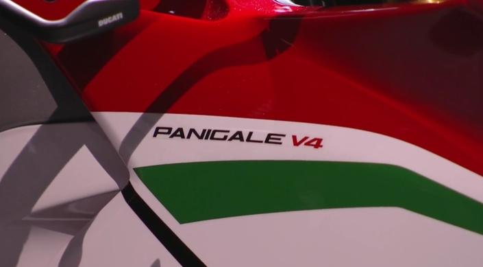 Salon de Milan 2017 en direct: chez Ducati la Panigale V4 est aussi «Speciale»