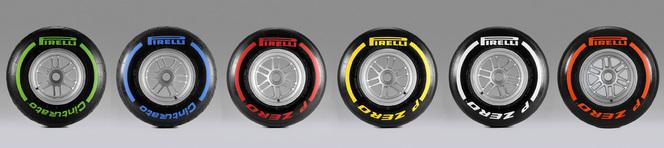 F1 2013 : les Pirelli obligeront à plus d'arrêts