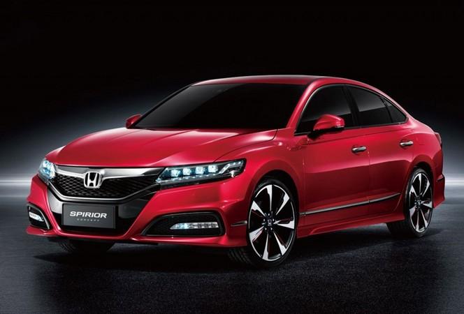 Pékin 2014 : Honda Spirior Concept, future Accord ?