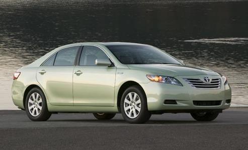 La Camry Hybrid de Toyota produite en Thaïlande à partir de 2009