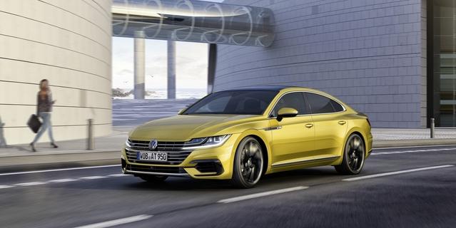 Volkswagen Arteon: à partir de 37800€