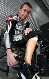 Supersport - Misano: Triumph SC revient avec McCoy blessé