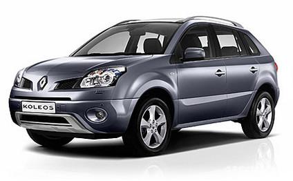 Le Koleos de Renault : la bête noire