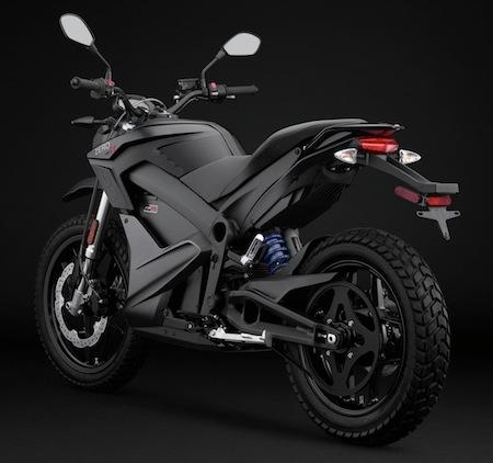 Nouveauté 2016: Zero Motorcycles DSR