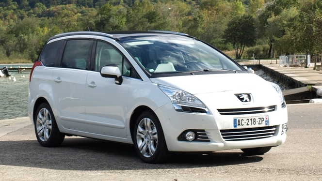 L'avis propriétaire du jour : flal nous parle de son Peugeot 5008 1.6 HDi 112 FAP Premium Pack BMP6