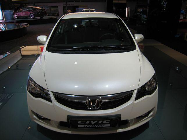 La Nouvelle Civic Hybrid ? 109 g CO2/km