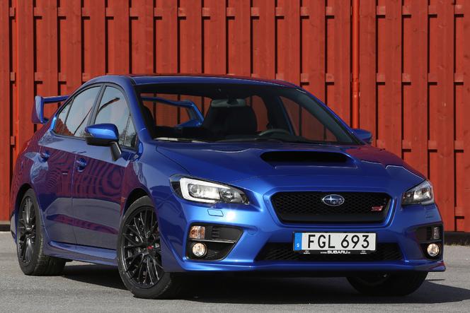 Subaru WRX STI : à partir de 44 950€ en France