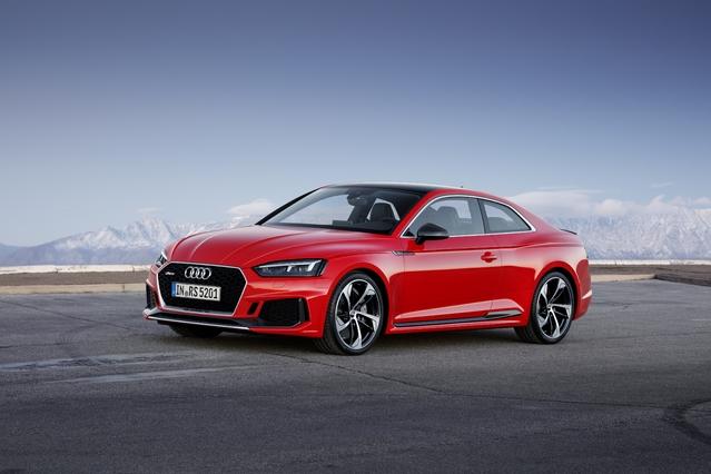 Nouvelle Audi RS 5: à partir de 95000€