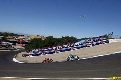 Moto GP - Etats Unis: Laguna Seca au calendrier jusqu'en 2014
