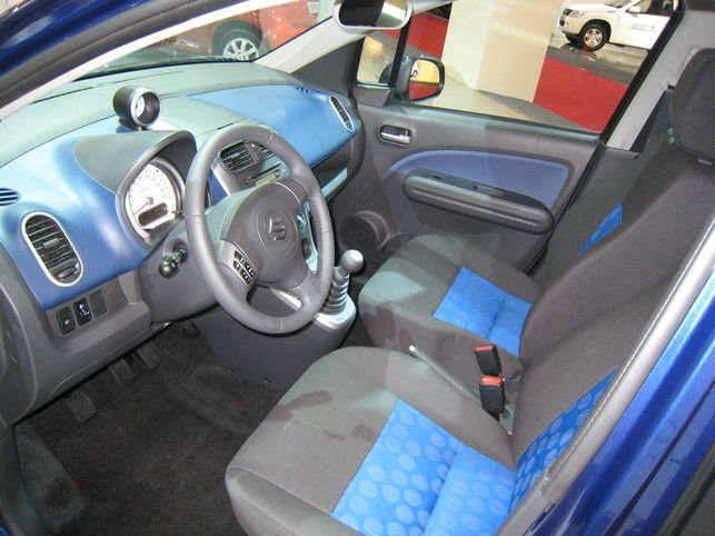 Tous les détails sur la Suzuki Splash