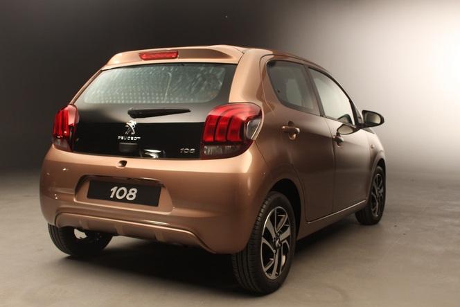 Vidéo - La Peugeot 108 en avant-première sur Caradisiac