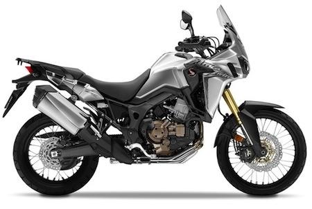 Nouveauté 2016: Honda CRF1000L Africa Twin