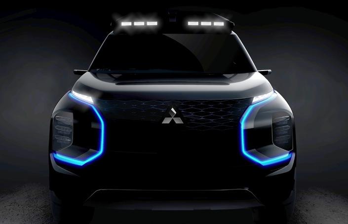 Salon de Genève 2019 - Mitsubishi annonce un concept