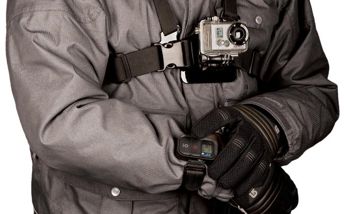 GoPro : le wi-fi BacPac et Wi-fi Remote combo kit sont disponibles