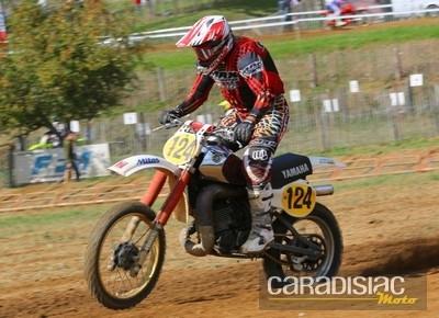 Championnat de France Motocross Anciennes: modification classement final.