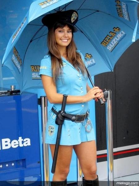 Les filles du paddock : GP du Portugal