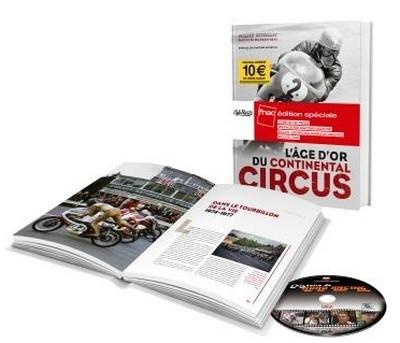 Livre: à paraître: l'âge d'or du Continental Circus.