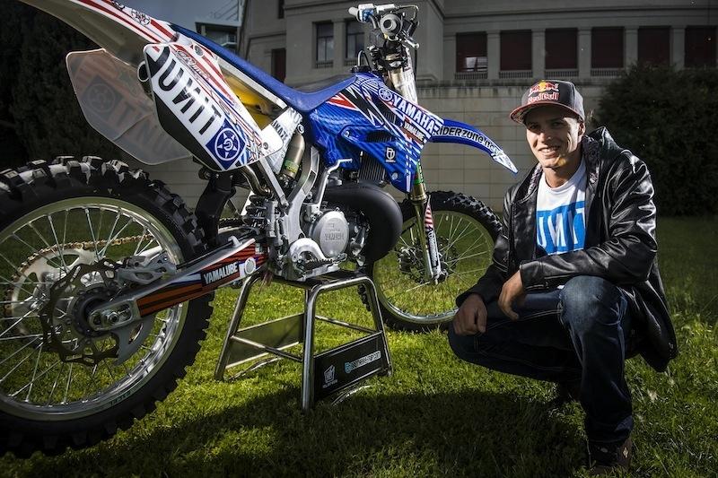 Jeu Red-Bull X-Fighters : remportez la moto de Tom Pagès
