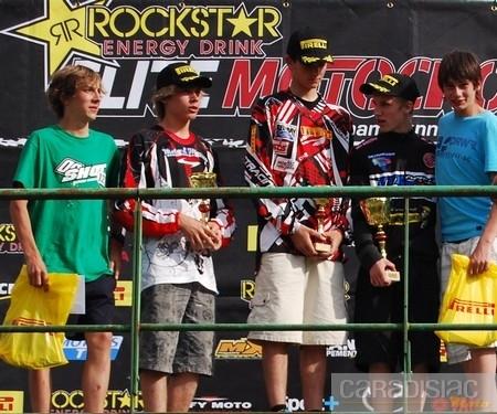 Trophée Junior Pirelli Scorpion MX… pour découvrir les champions de demain.