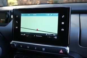 La C4 Cactus renforce les fonctionnalités de son système multimédia.