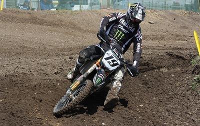 Motocross mondial :  Yamaha MX 1, Ken De Dycker a fêté ses 26 ans par deux victoires en Allemagne