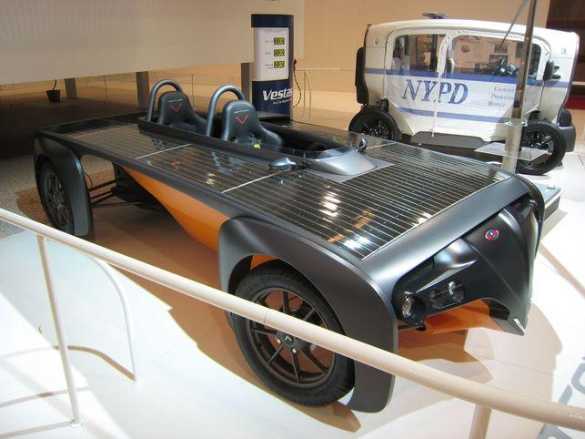 Stand Venturi : l'Astrolab et l'Eclectic Concept NYPD