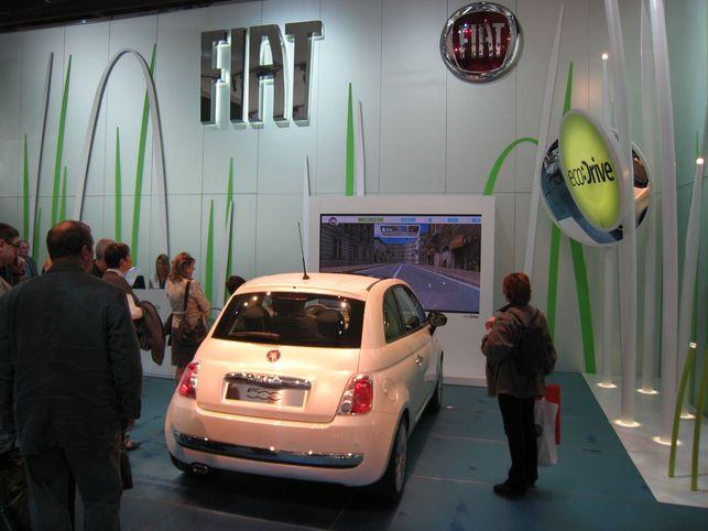 Animation : le système Fiat EcoDrive pour apprendre l'éco-conduite