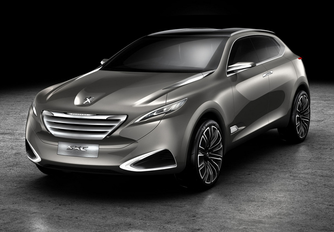 Future Peugeot 3008: plus SUV que crossover