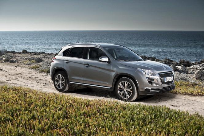 Future Peugeot 3008: plus SUV que crossover