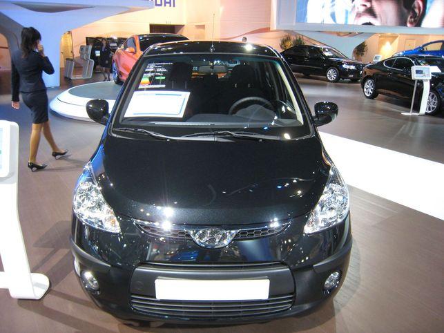 La Hyundai i10 ? 119 g CO2/km