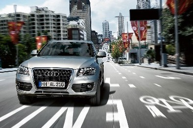 L'Audi Q5 en vidéo (+ nouvelles photos)