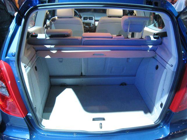 La Mercedes A160 CDI BlueEFFICIENCY ? 117 g CO2/km