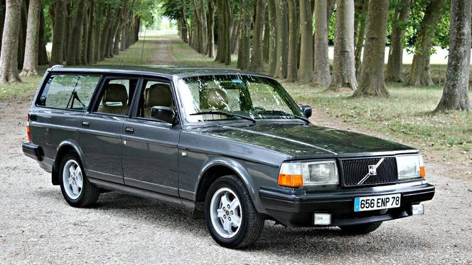 Vidéo - Volvo 240 Break, la brique suédoise : dès 5 000 €