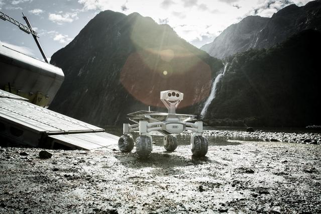 Audi s'invite dans le prochain Alien
