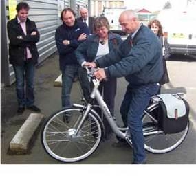 France Pare-Brise vous propose des vélos à assistance électrique