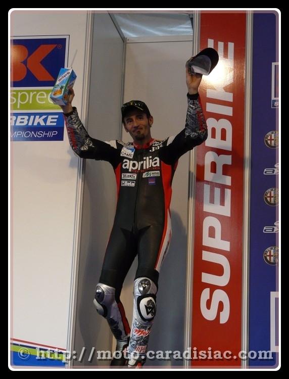 Superbike - Magny-Cours : Réactions après la 2e manche